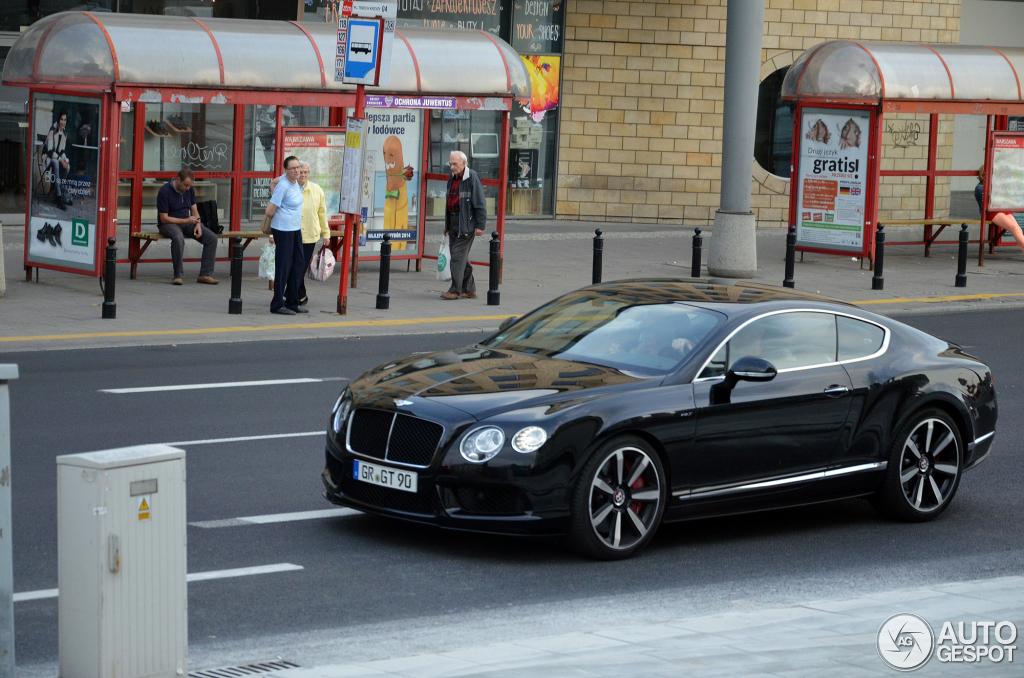 Bentley Continental GT V8 S - 13 October 2014 - Autogespot