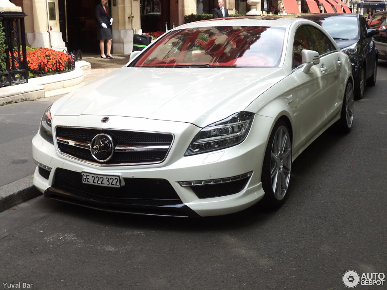 Mercedes Benz Carlsson Cls Ck 63 Rs 13 Octobre 2014
