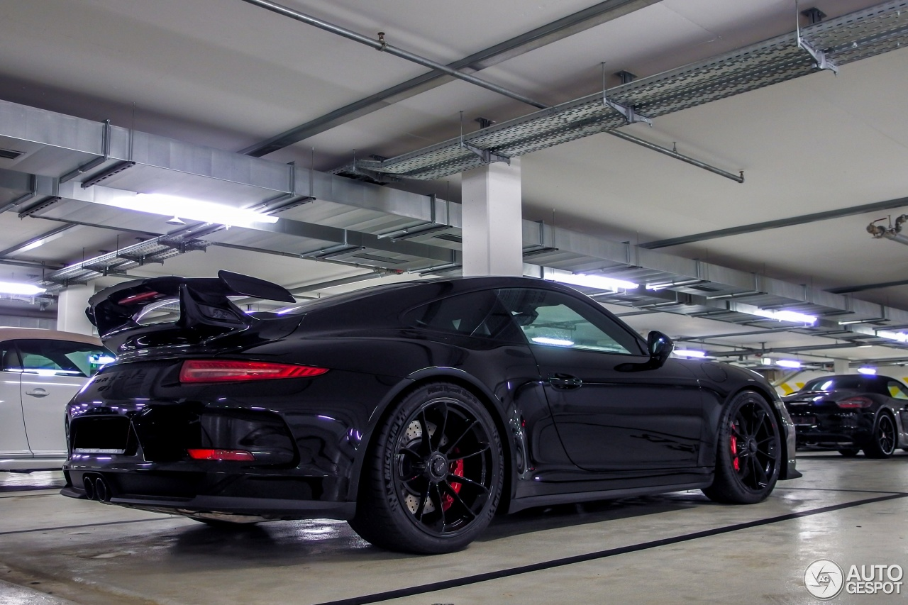 porsche 991 gt3 13 october 2014 autogespot. Black Bedroom Furniture Sets. Home Design Ideas