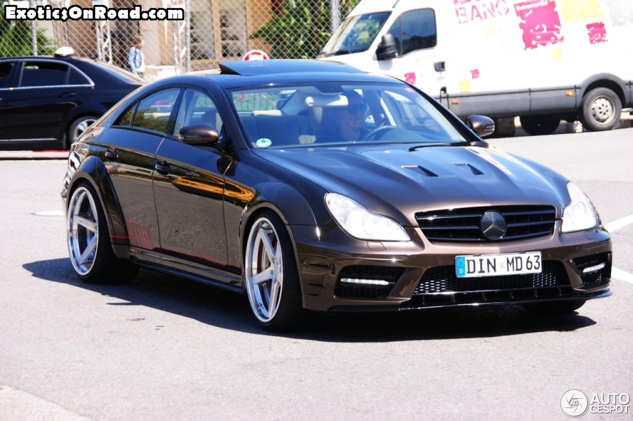 Mercedes Benz Cls 63 Amg C219 Prior Design 14 October 2014 Autogespot