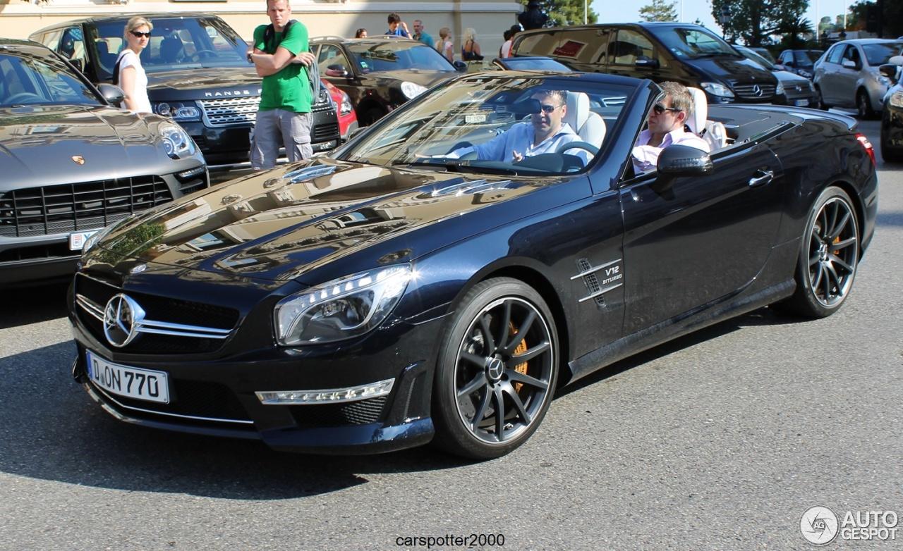 Mercedes benz sl 65 amg r231 15 october 2014 autogespot for Mercedes benz sl 2014