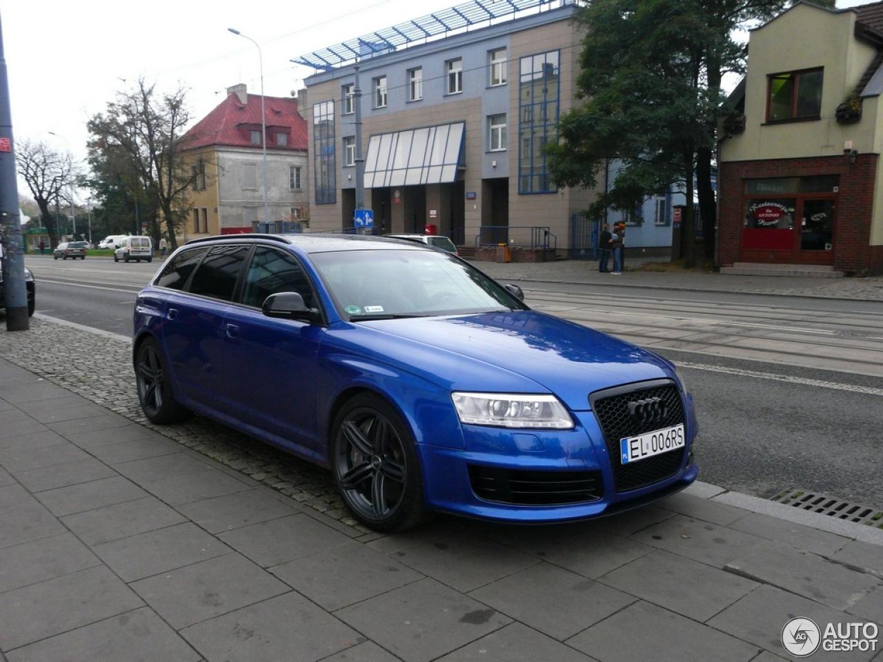 Audi Rs6 Avant C6 17 October 2014 Autogespot