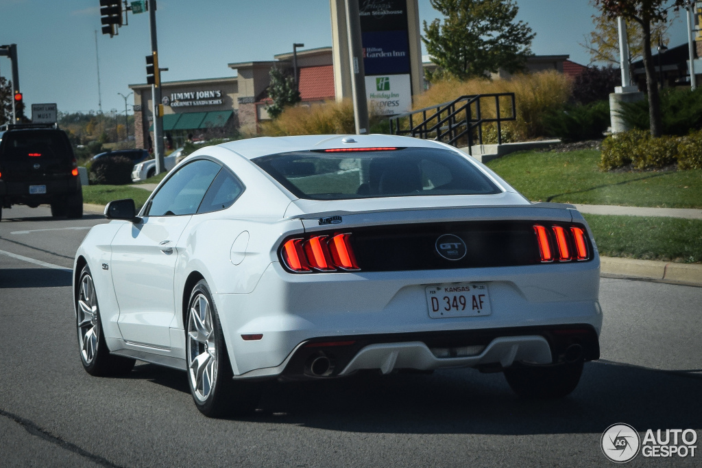2015 Mustang Anniversary Limited Edition For Sale   Autos Post