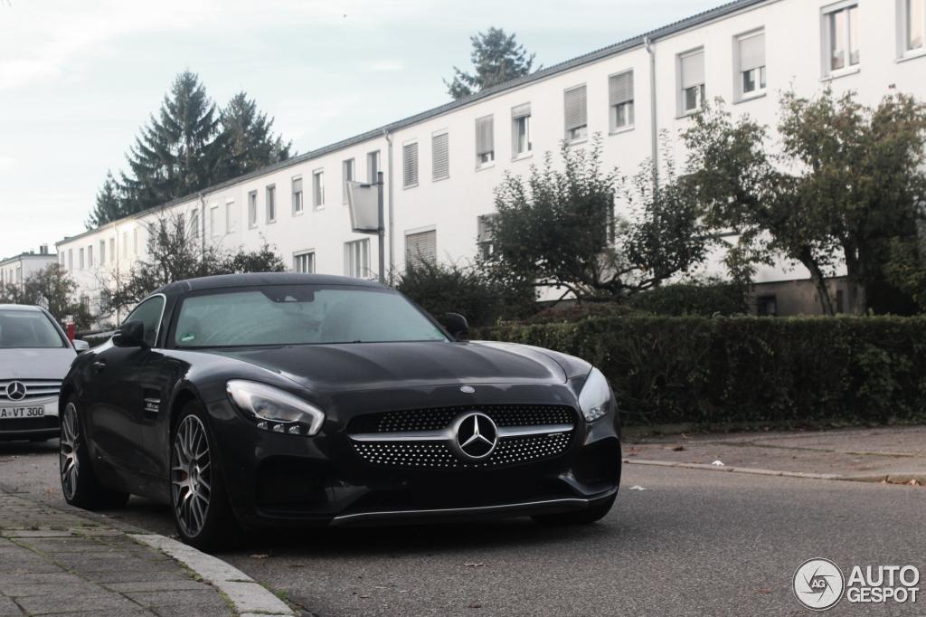 Mercedes Amg Gt S 18 Octobre 2014 Autogespot