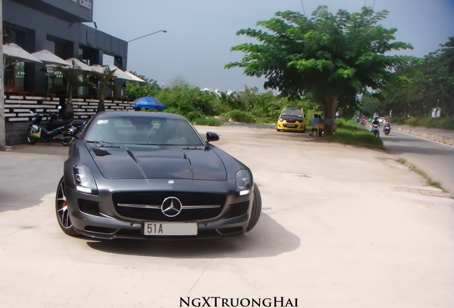 Mercedes-Benz SLS AMG GT Final Edition