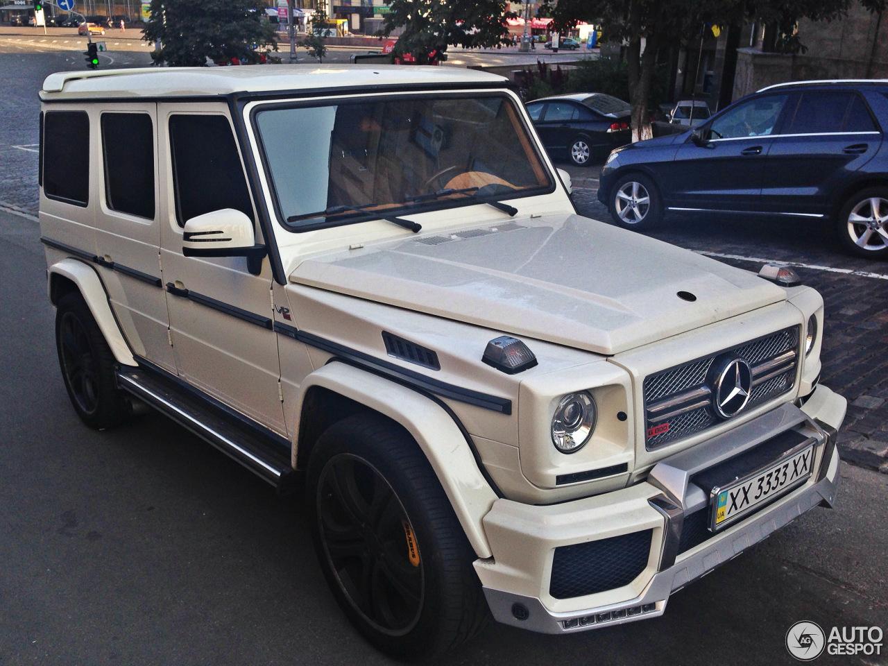 Mercedes benz brabus g 800 19 october 2014 autogespot for Mercedes benz brabus price
