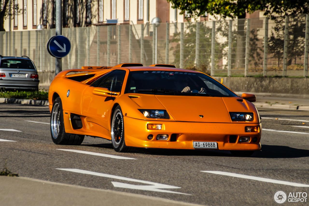 Lamborghini Diablo Sv 20 October 2014 Autogespot