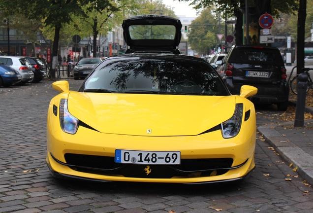 Ferrari 458 Italia TC Concepts