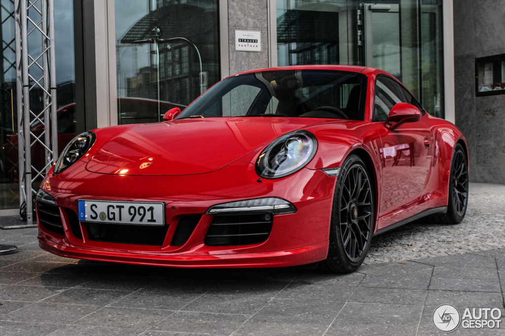 porsche 991 carrera gts 21 october 2014 autogespot. Black Bedroom Furniture Sets. Home Design Ideas