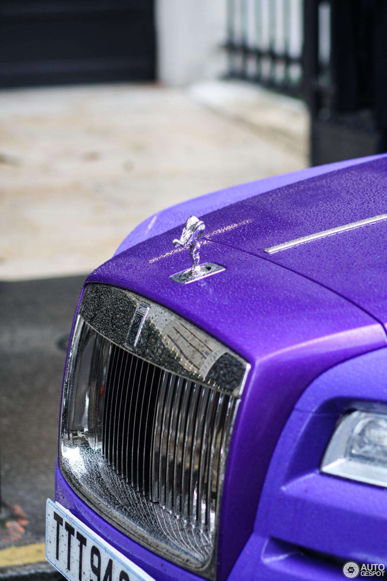 Rolls-Royce Wraith 7