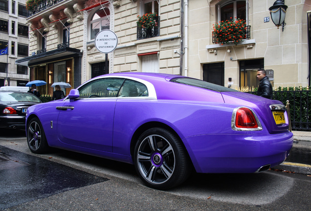 Rolls-Royce Wraith