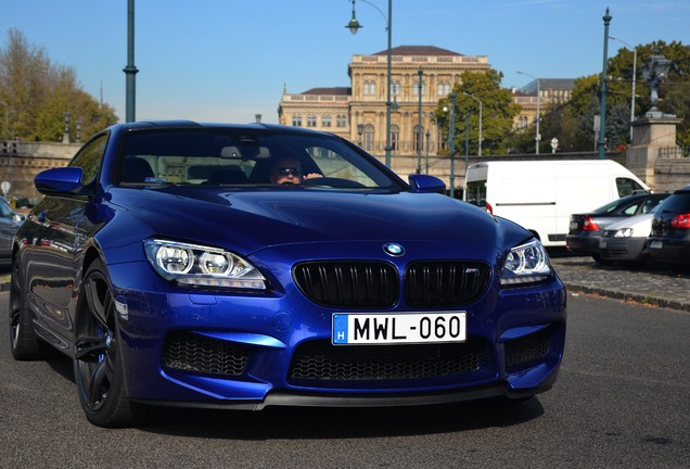 BMW M6 F13