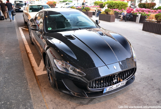 Maserati GranTurismo MC Stradale