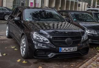 Mercedes-Benz Brabus E B63-730 Biturbo W212 2013
