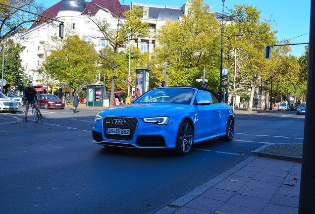 Audi RS5 Cabriolet B8