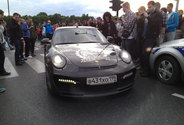 Porsche 997 Turbo EDO Competition