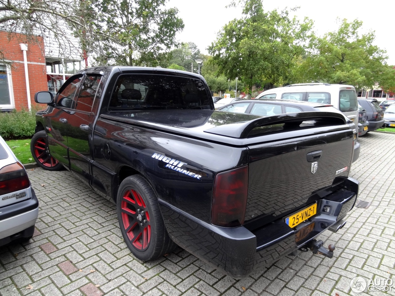 dodge ram srt 10 quad cab night runner 26 october 2014. Black Bedroom Furniture Sets. Home Design Ideas
