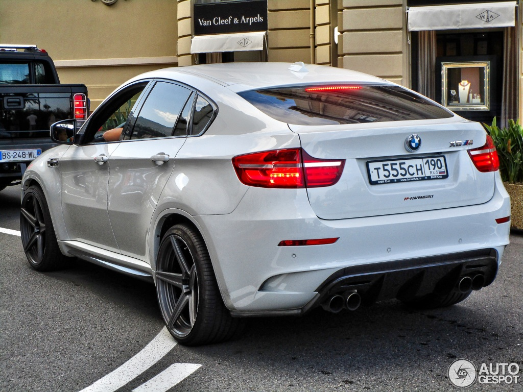 bmw pp performance x6 m 27 october 2014 autogespot. Black Bedroom Furniture Sets. Home Design Ideas