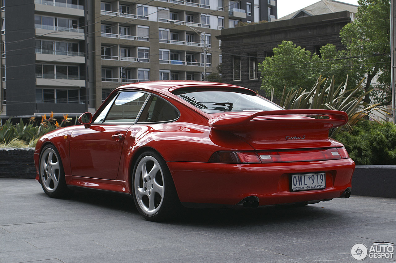 Porsche 993 Turbo S 27 October 2014 Autogespot