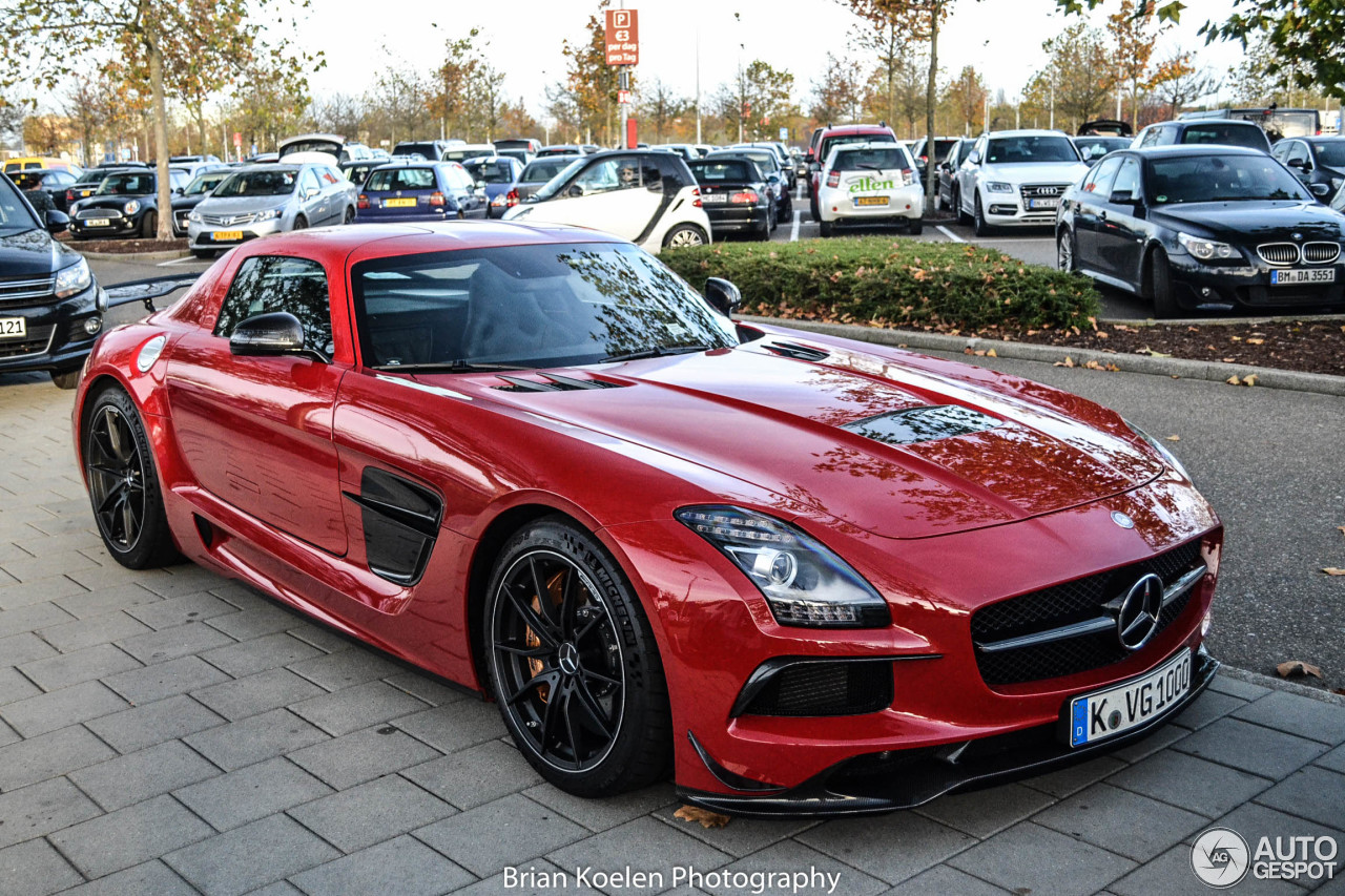 mercedes benz sls amg black series 28 oktober 2014 autogespot. Black Bedroom Furniture Sets. Home Design Ideas