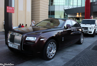 Rolls-Royce Ghost One Thousand and One Nights Ghost Collection