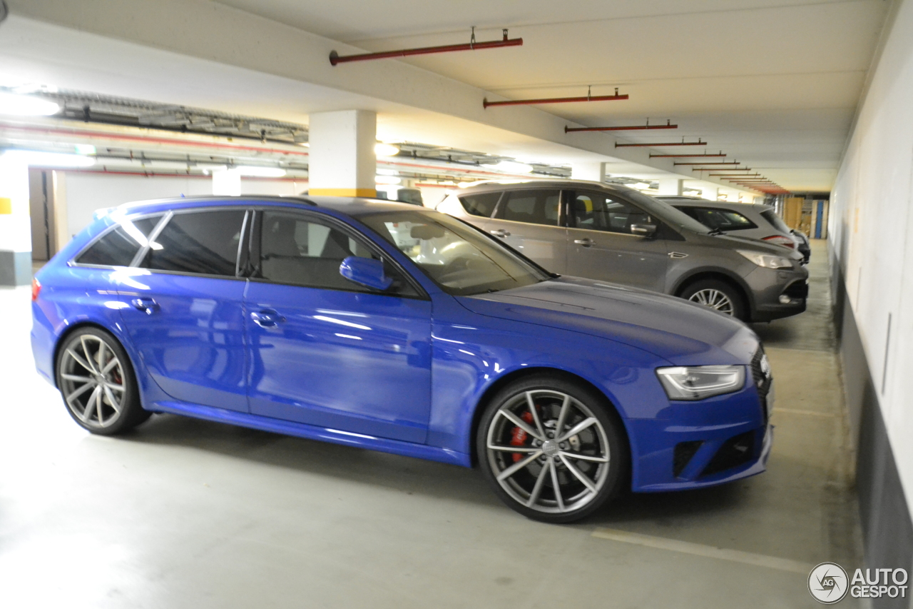 Audi Rs4 Avant B8 Nogaro Selection 29 October 2014