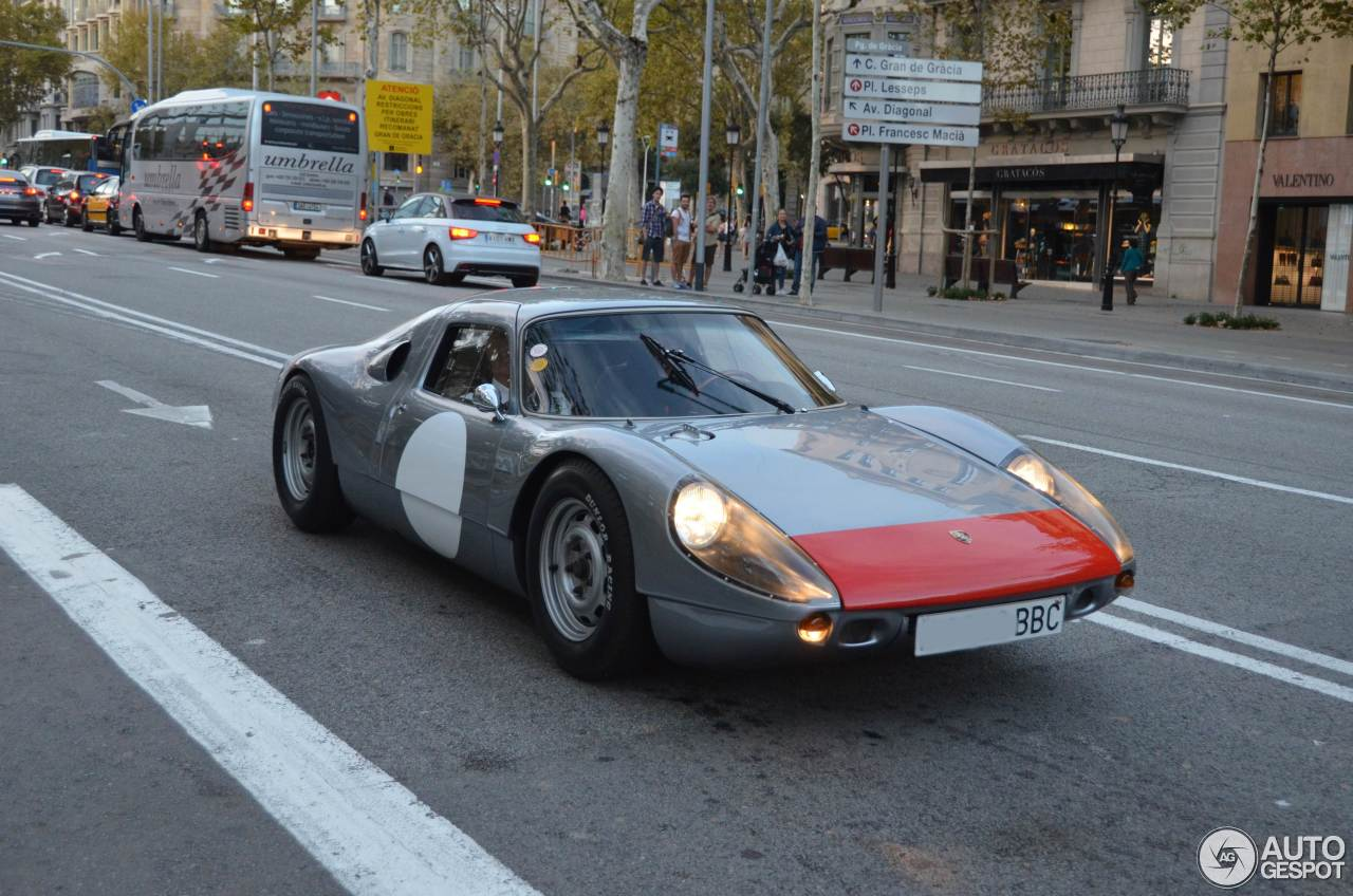 Porsche 904 Carrera GTS - 29 October 2014