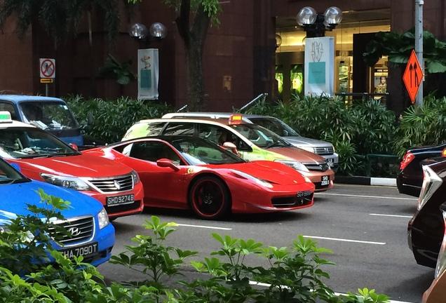 Ferrari 458 Italia Hamann