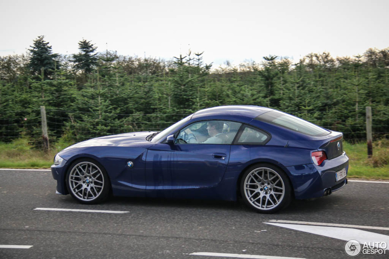 Bmw Z4 M Coupe Images