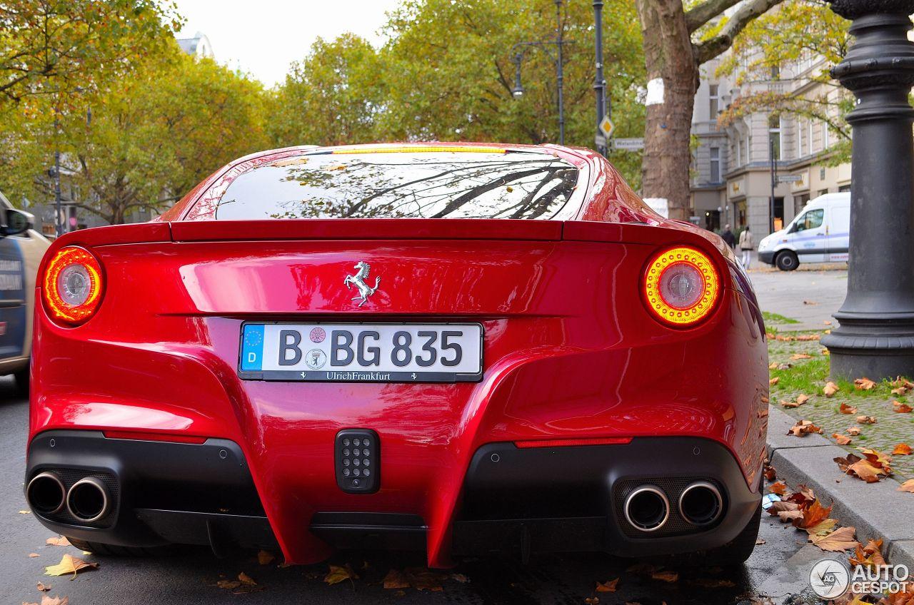 Ferrari F12berlinetta 6