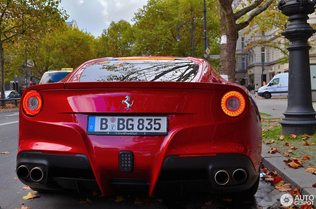 Ferrari F12berlinetta 8