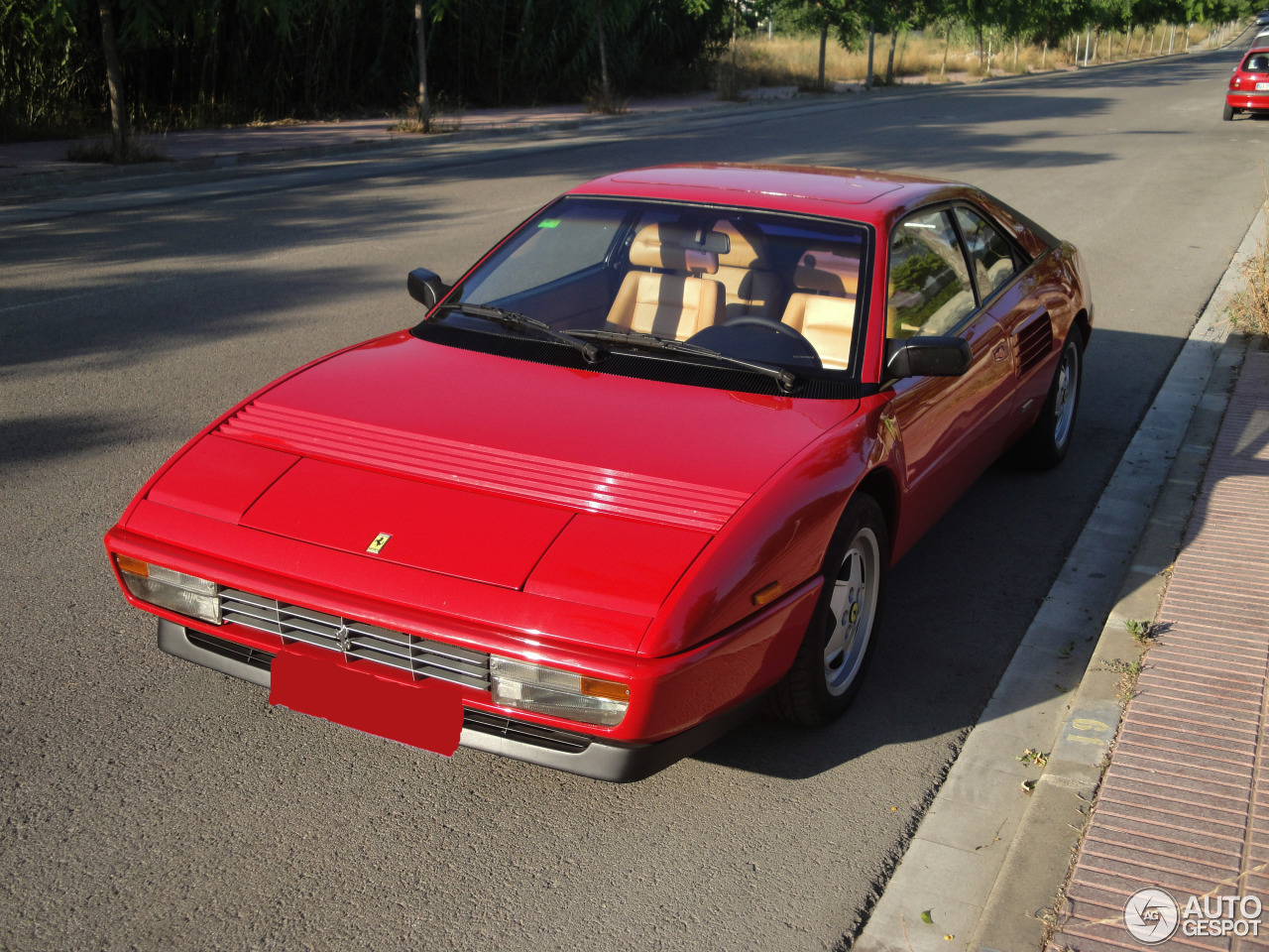 ferrari mondial en venta 1989 ferrari mondial t en venta anuncio de coches cl sicos de. Black Bedroom Furniture Sets. Home Design Ideas