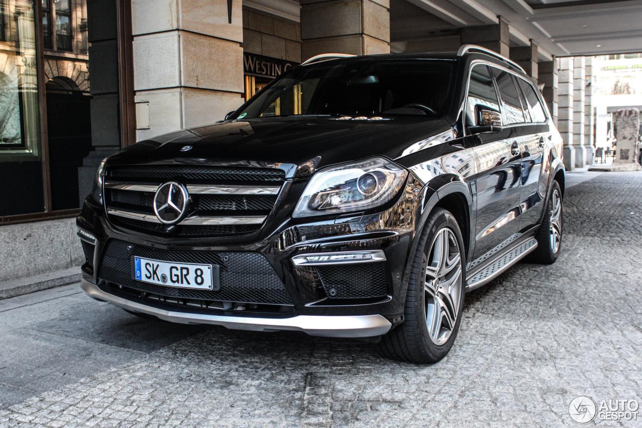 Mercedes benz gl 63 amg x166 2 november 2014 autogespot for Mercedes benz amg sale