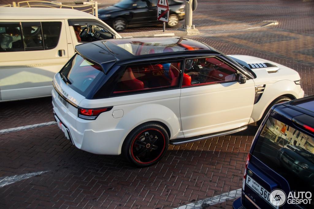 Land Rover Range Stormer 3 November 2014 Autogespot