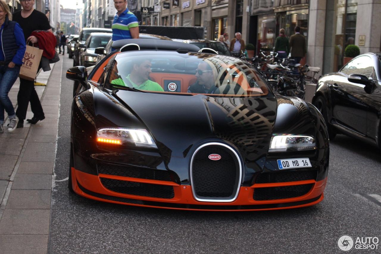 bugatti veyron 16 4 grand sport vitesse 4 november 2014. Black Bedroom Furniture Sets. Home Design Ideas