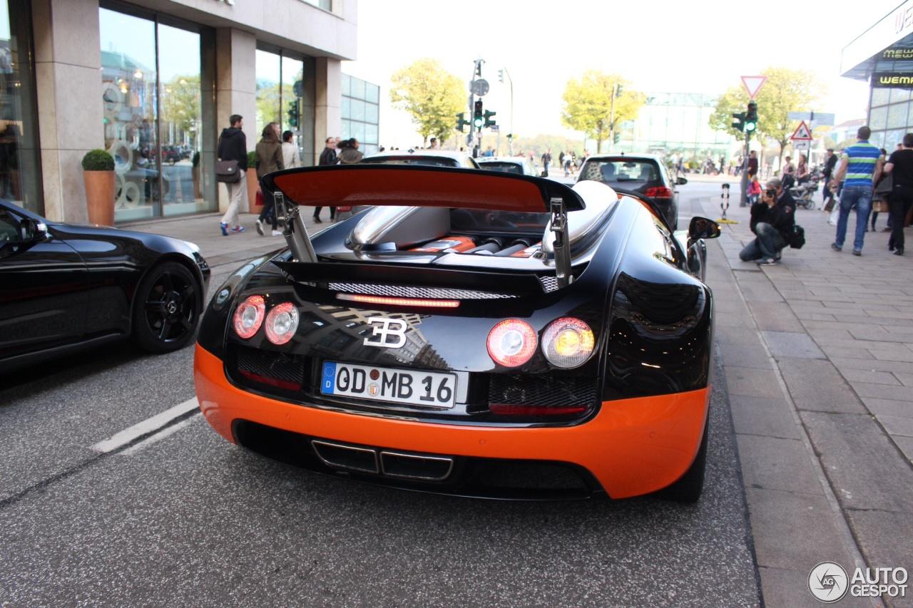 bugatti veyron 16 4 grand sport vitesse 4 november 2014 autogespot. Black Bedroom Furniture Sets. Home Design Ideas