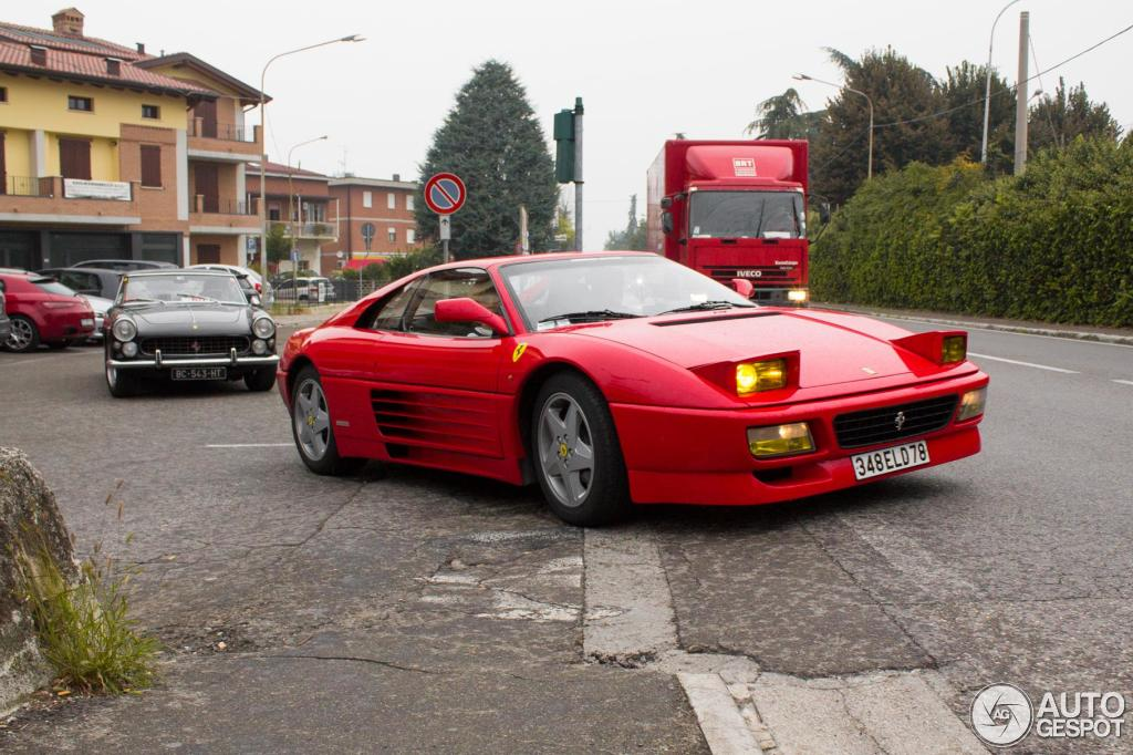 ferrari 348 ts 5 november 2014 autogespot. Black Bedroom Furniture Sets. Home Design Ideas