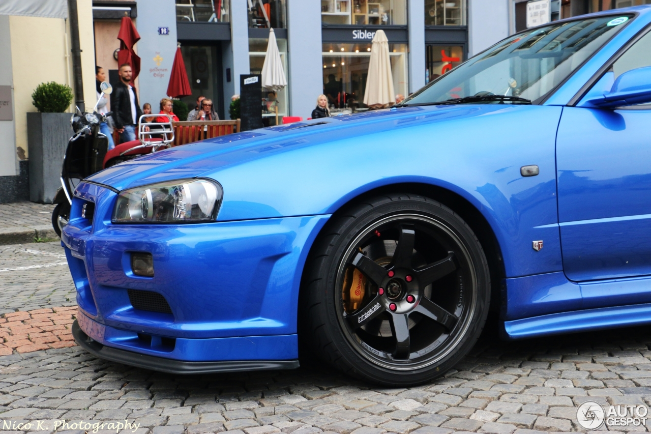 2009 Nissan Gtr For Sale >> Nissan Skyline R34 GT-R V-Spec II - 5 November 2014 ...