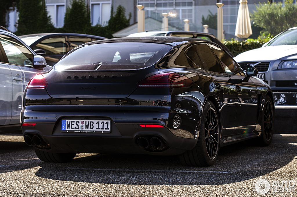 porsche panamera turbo s executive mkii 5 november 2014 autogespot. Black Bedroom Furniture Sets. Home Design Ideas