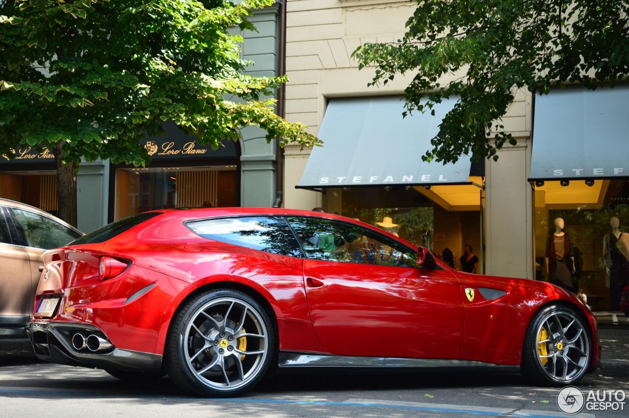 Ferrari Ff Novitec Rosso 6 November 2014 Autogespot