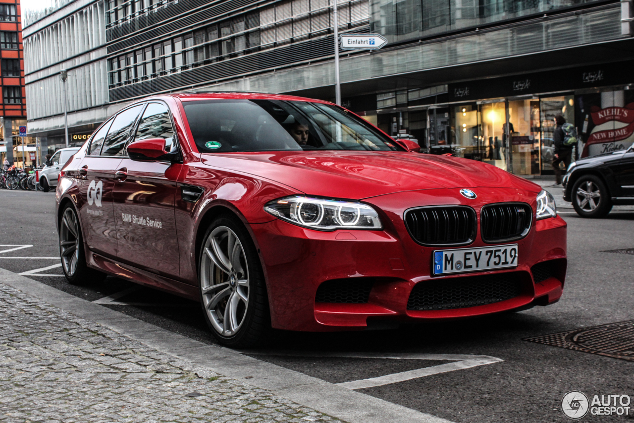 Bmw M5 F10 Performance Edition 2014 7 November 2014