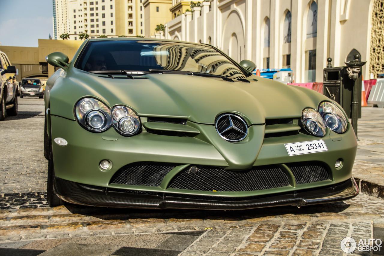 Mercedes slr 2014