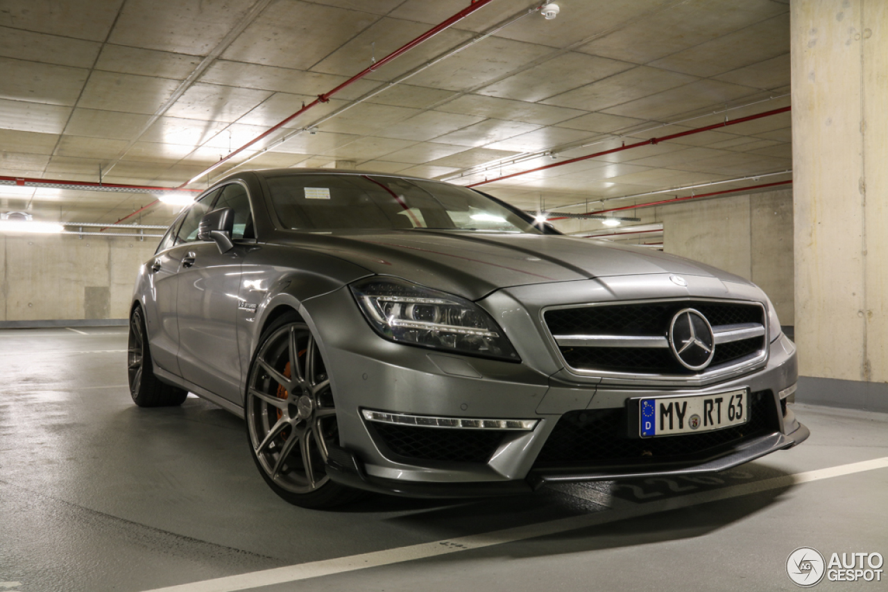 mercedes benz renntech cls 63 amg shooting brake 9 november 2014 autogespot. Black Bedroom Furniture Sets. Home Design Ideas