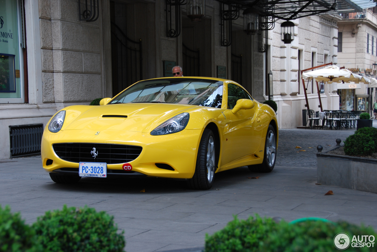 Ferrari California 3