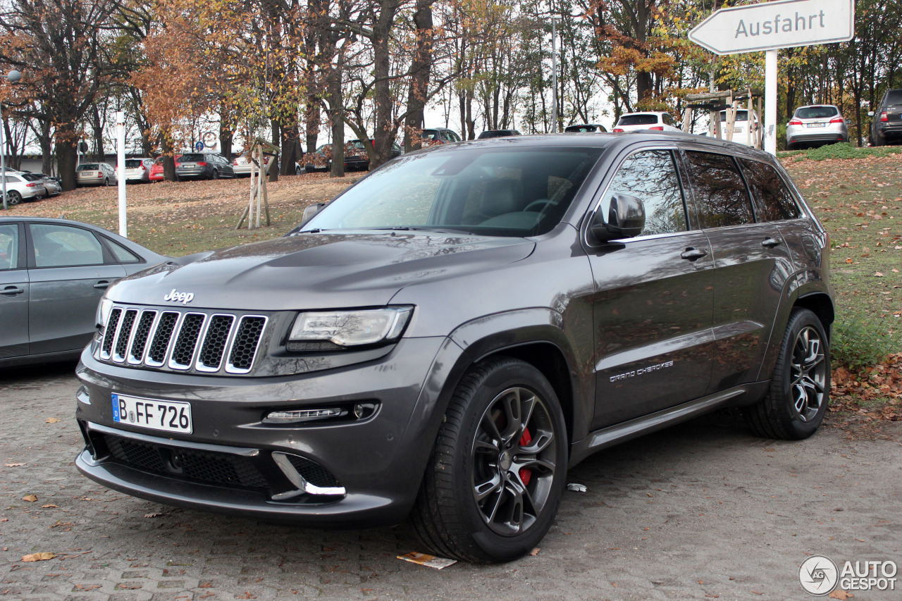 Jeep Cherokee Matte Grey >> Jeep Grand Cherokee SRT-8 2013 - 10 November 2014 - Autogespot