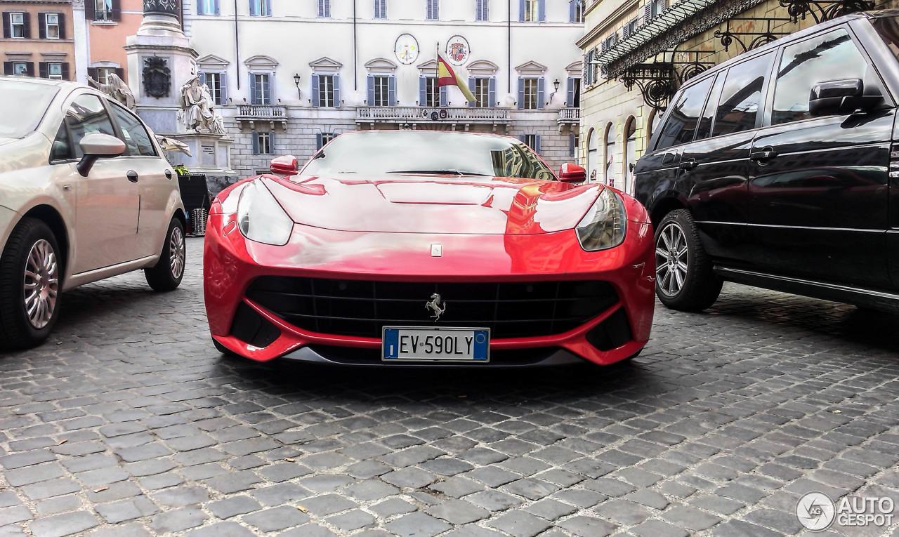 Ferrari F12berlinetta 2