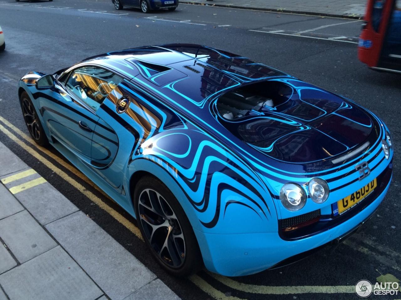bugatti veyron 16.4 super sport le saphir bleu - 12 november 2014