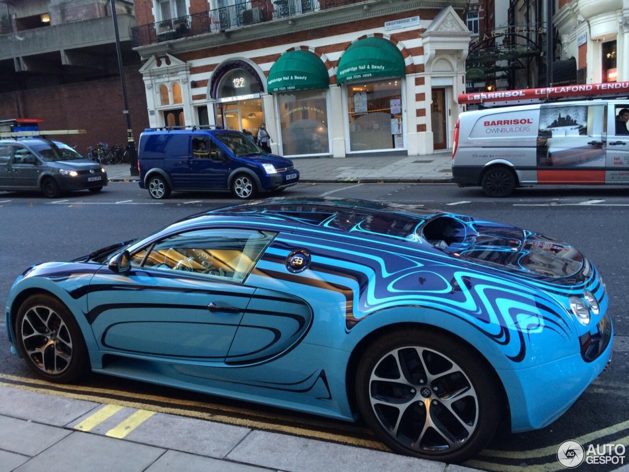Bugatti Super Sport Saphir