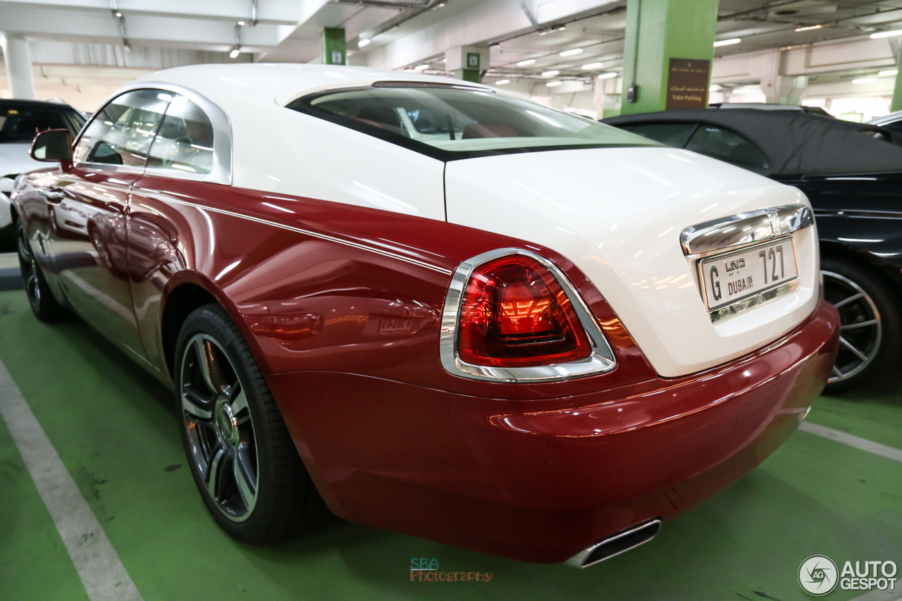 rolls royce wraith 14 november 2014 autogespot. Black Bedroom Furniture Sets. Home Design Ideas