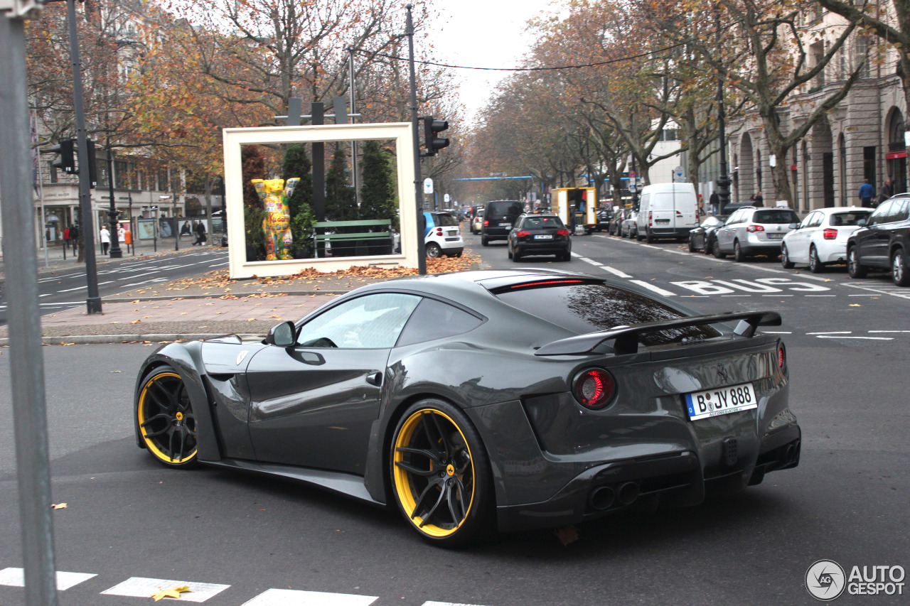 Ferrari Novitec Rosso F12 N Largo 15 November 2014
